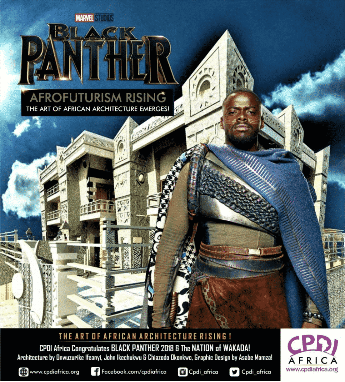 Black Panther movie inspires national dialogue about African