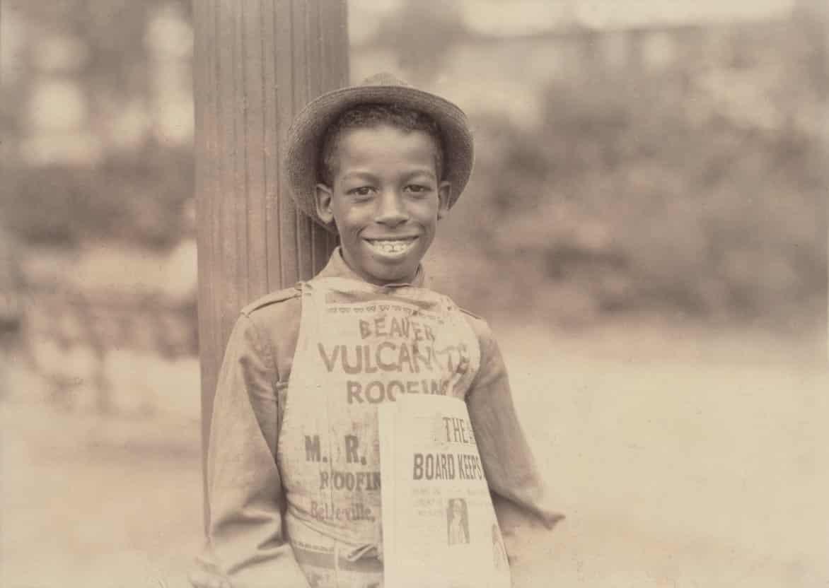 Newark-African-American-newsieRoland-eleven-year-old-newsboy-Newark-New-Jersey-photograph-by-Lewis-Wickes-Hine-August-1-1924-1.jpg